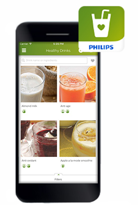 app Healthy Drinks